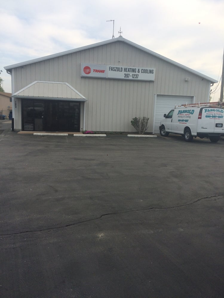 Faszold Heating & Cooling: 103 N Service Rd, Saint Peters, MO
