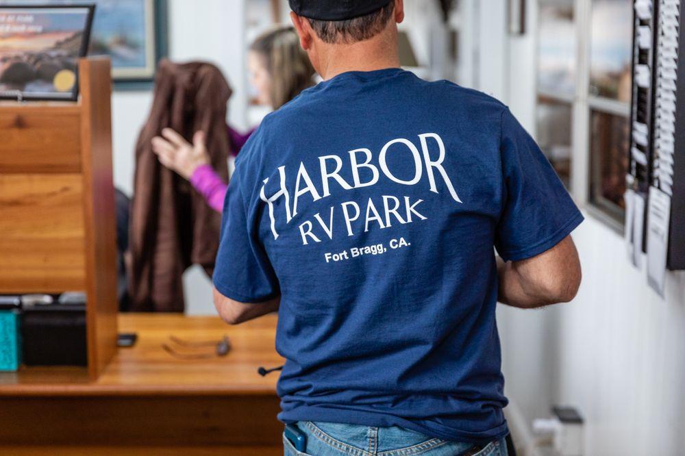 Harbor RV Park: 1021 S Main St, Fort Bragg, CA