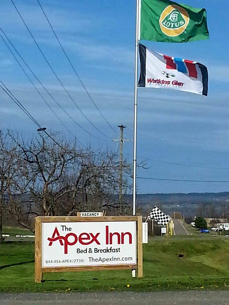 The Apex Inn: 3051 County Rd 16, Watkins Glen, NY