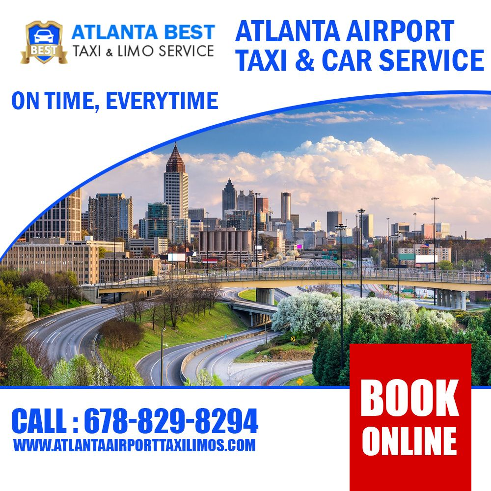 Atlanta Best Taxi & Limo Service: Dunwoody, GA