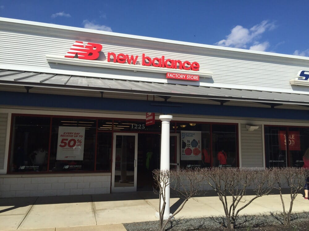 New Balance Factory Store: 241 Fort Evans Road NE, Leesburg, VA