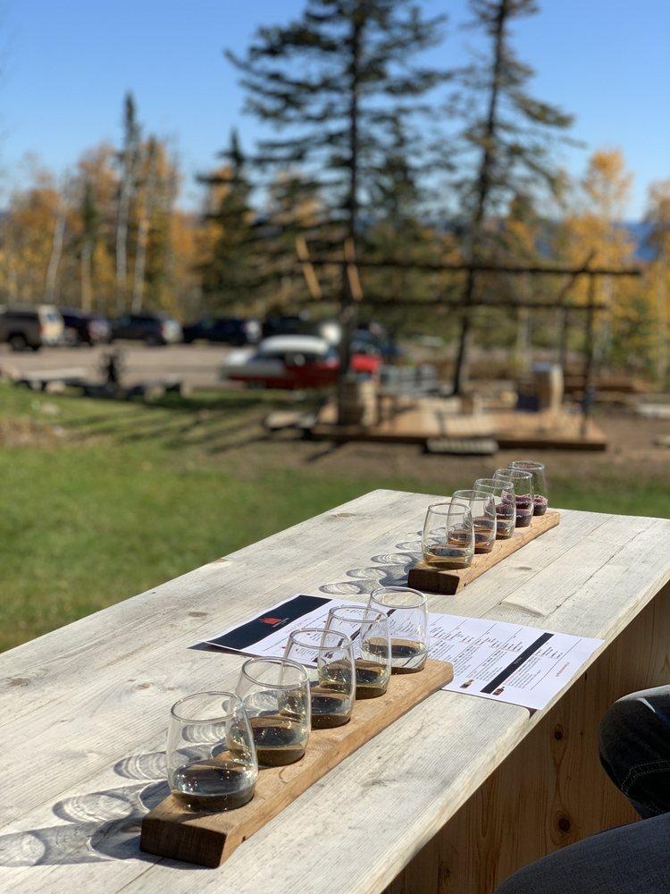 North Shore Winery: 202 Ski Hill Rd, Lutsen, MN
