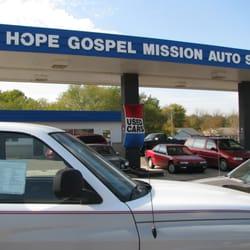 Eau Claire Car Dealers >> Hope Gospel Mission Auto Sales Car Dealers 2615 W Moholt