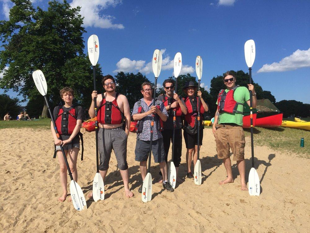 Rutabaga Paddlesports: 220 W Broadway, Madison, WI