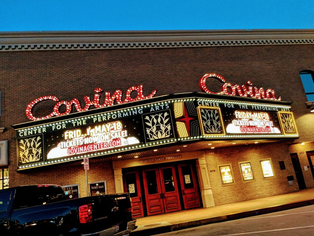 Covina Center for the Performing Arts: 104 N Citrus Ave, Covina, CA