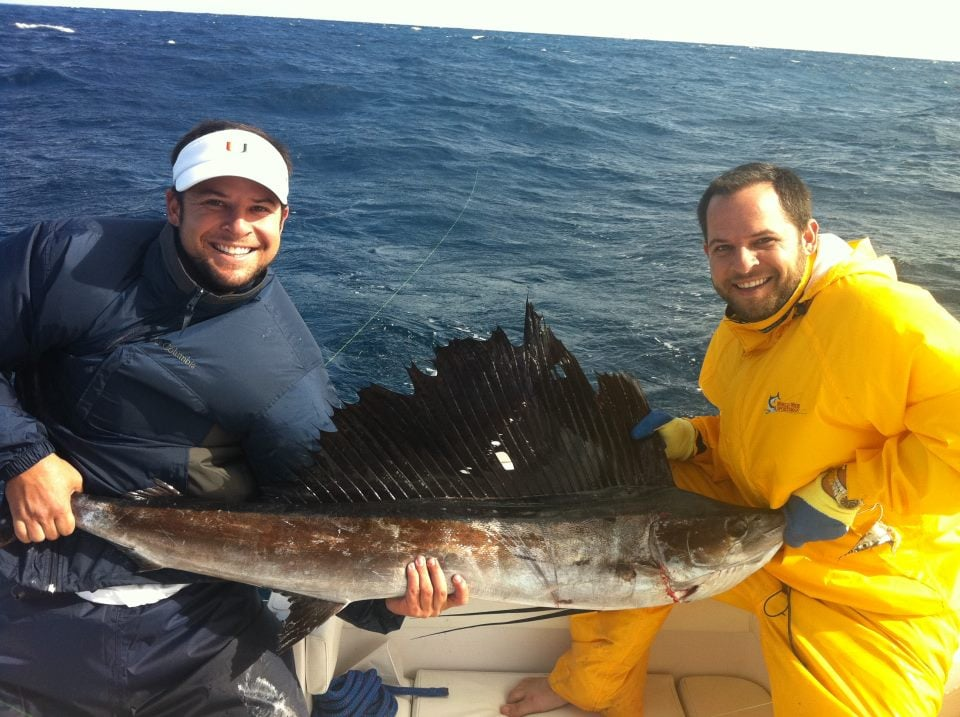 Catch a sailfish with vip fishing charters yelp for Ft lauderdale fishing charters