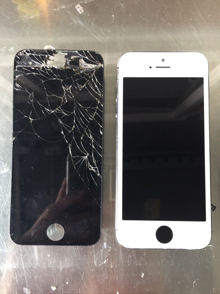 iphone 5s black screen iphone 5s custom with the white screen and black button 14749