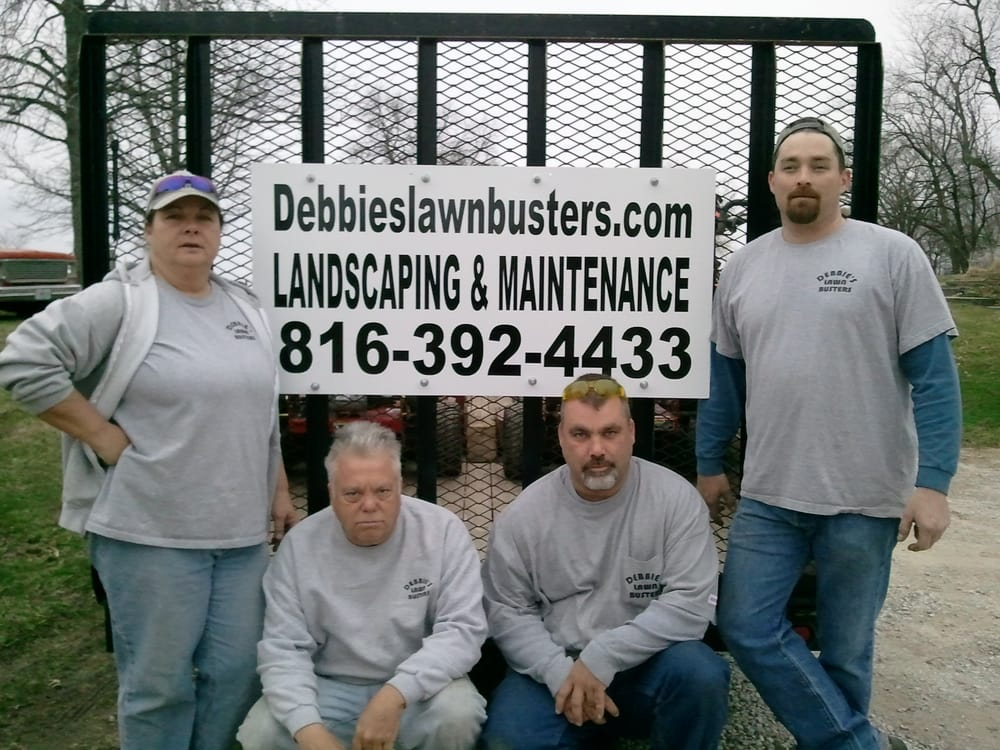 Debbie's Lawn Busters: 1610 E 241st St, Cleveland, MO