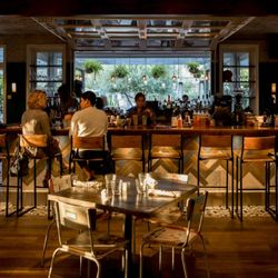 Photo Of Outpost Goleta Ca United States Bar Seating