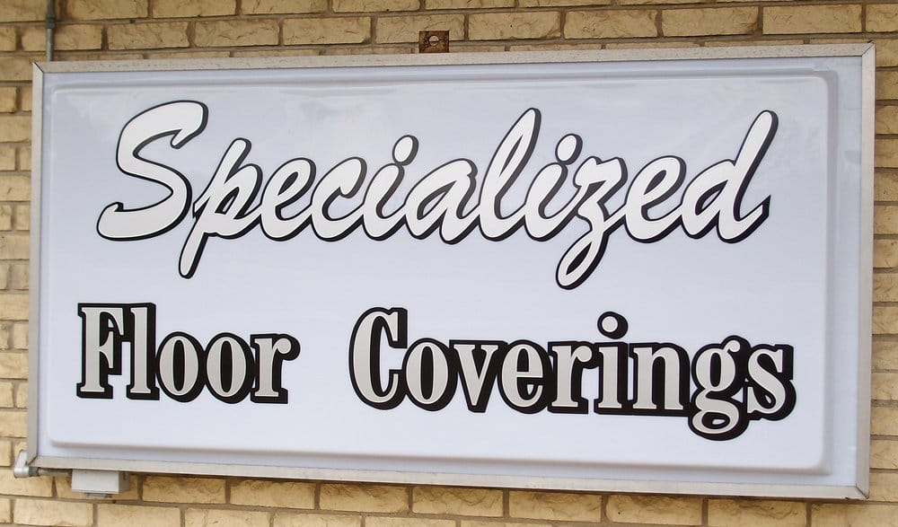 Specialized Floor Coverings: 236 Railway St, Dundas, MN