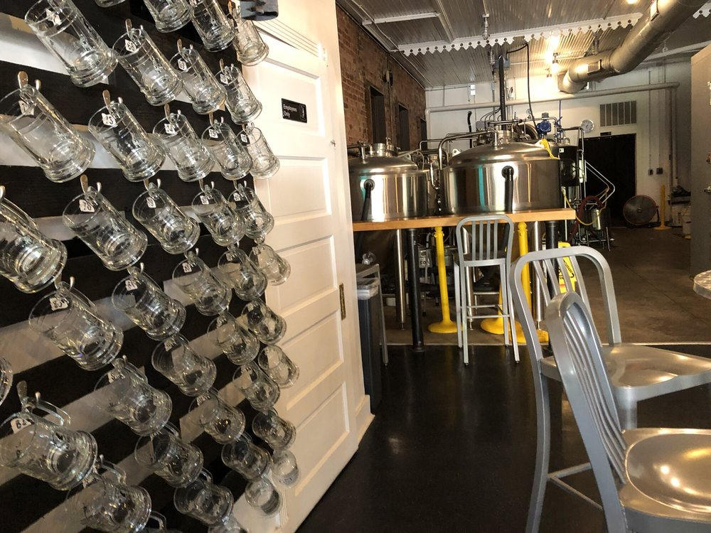Origin Beer Lab