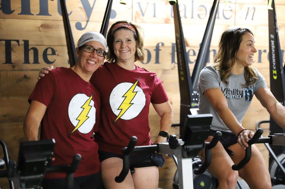 Vitality Athletics: 350 North Reading Rd, Ephrata, PA