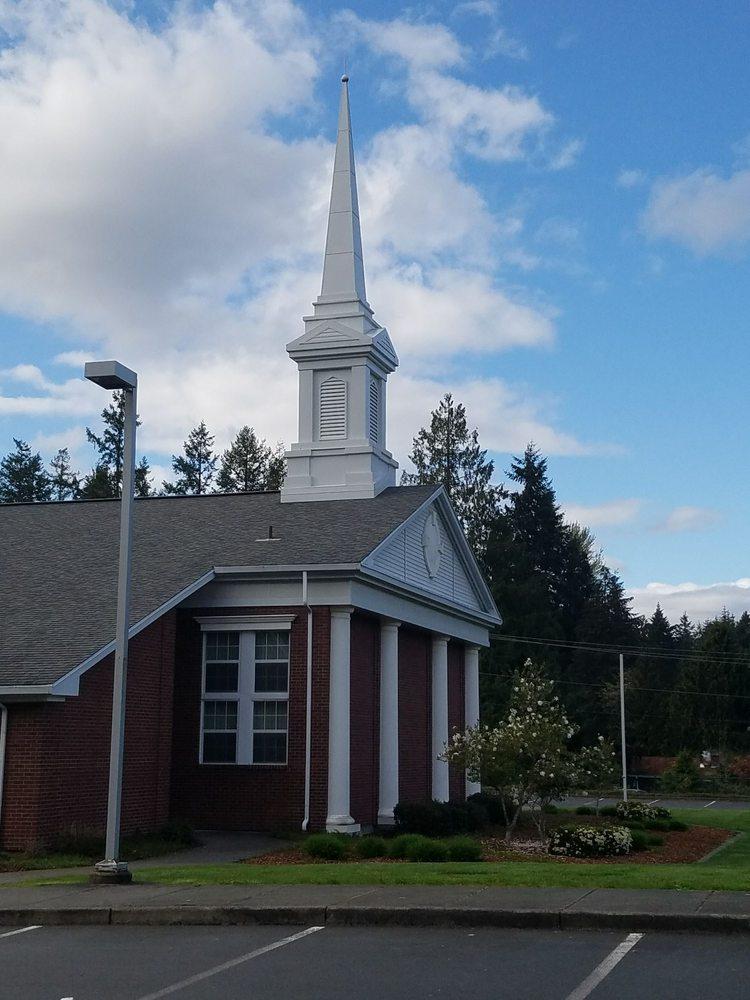 The Church of Jesus Christ of Latter-day Saints Bonney Lake WA | 11214 214th Ave E, Bonney Lake, WA, 98391 | +1 (253) 862-9333