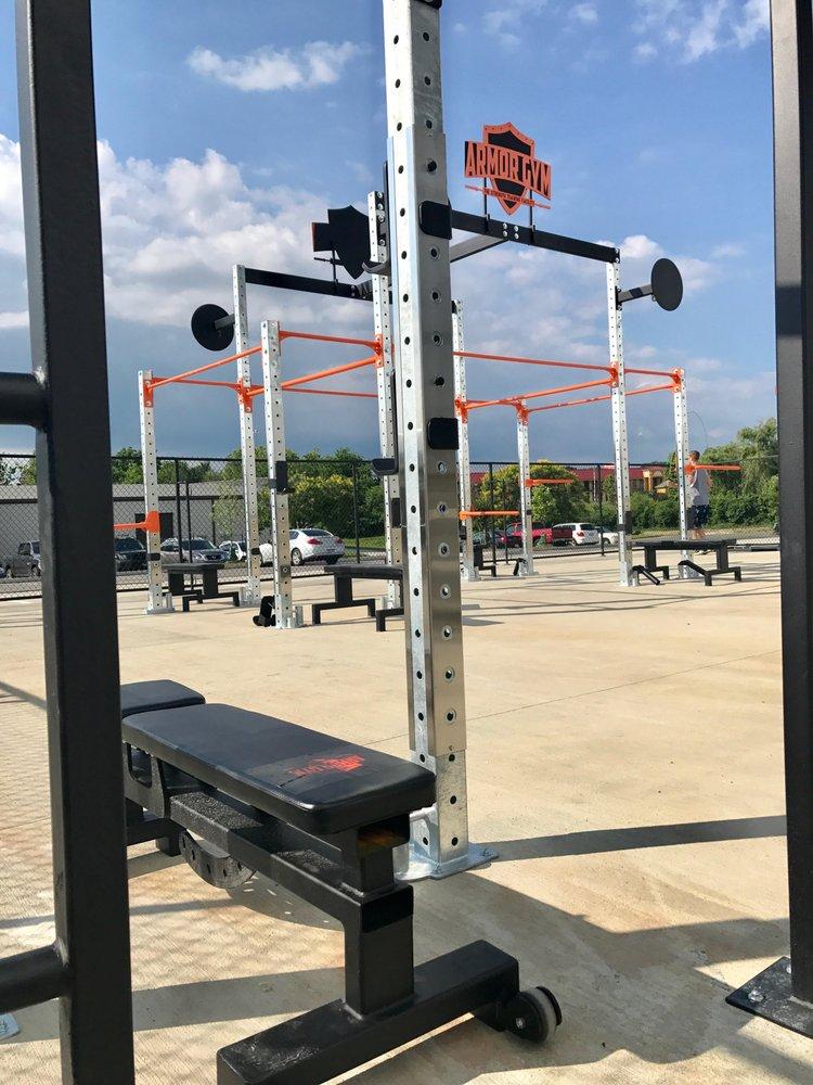 Armor Gym: 10710 Lexington Dr, Knoxville, TN