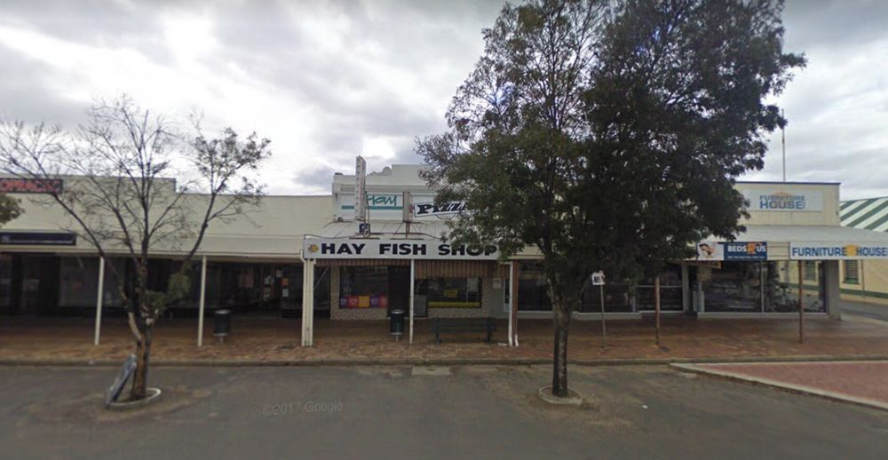 Hay Fish Shop