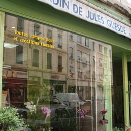 Au jardin de jules guesde florists lyon france 8 for Au jardin singapore