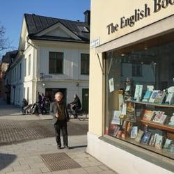 The english bookshop stockholm sweden