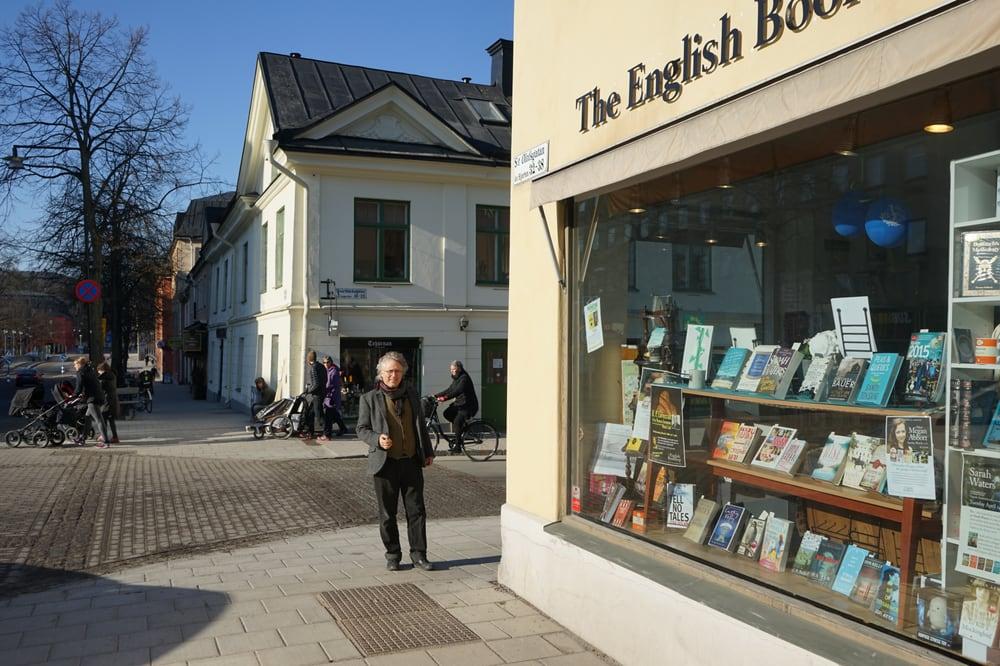 The Uppsala English Bookshop AB
