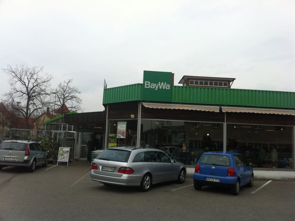 Baywa Haushaltsger Te Reparatur Vorstadtstr 66