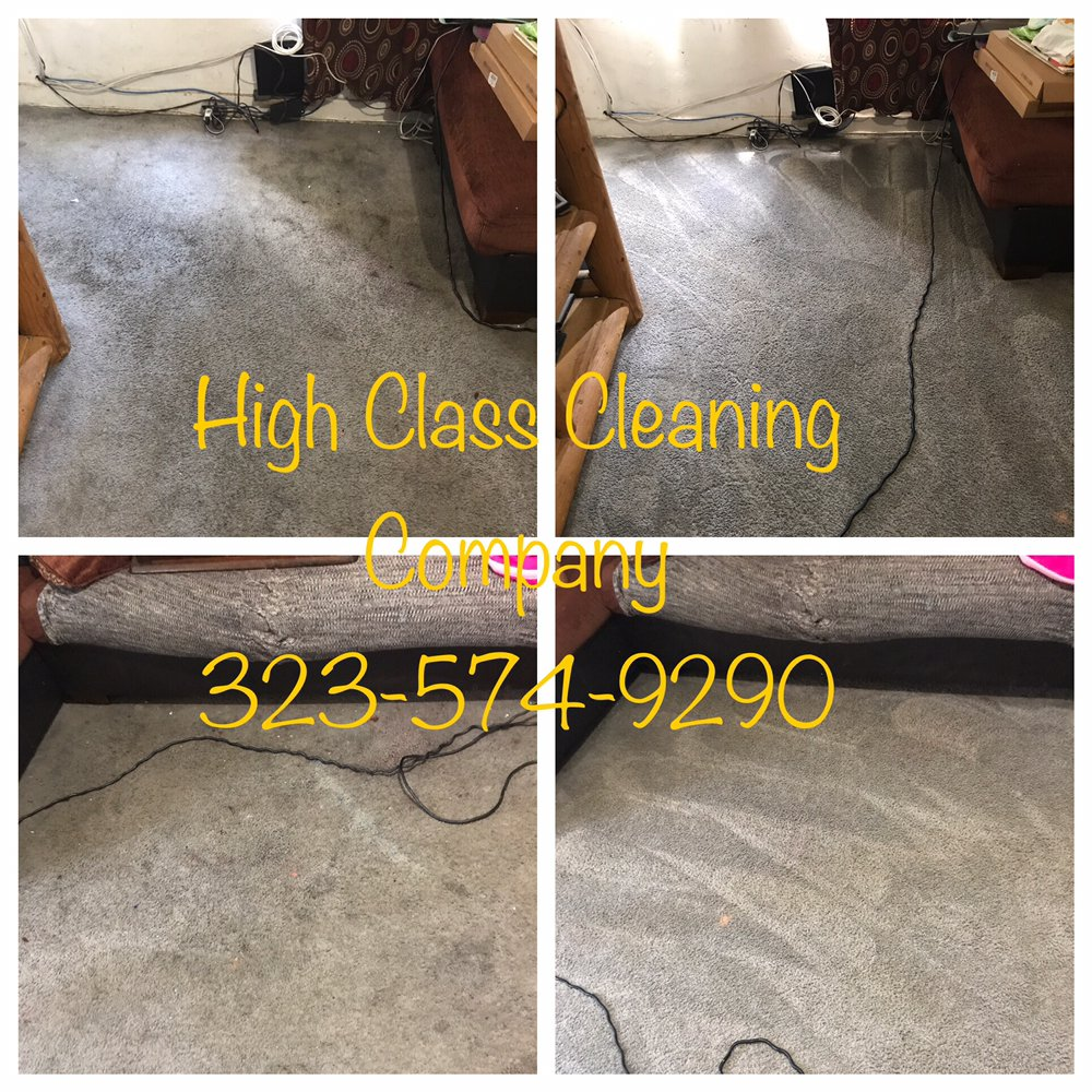 High Class Cleaning Company
