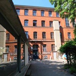 Ateliergemeinschaft Milchhof - Art Galleries - Schwedter Str  232