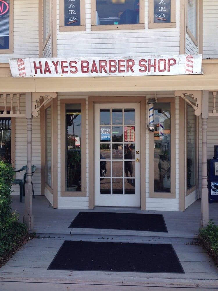 Hayes Barber Shop: 2210 E Hwy 190, Copperas Cove, TX