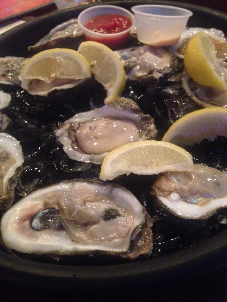 Oysters On The Half Shell Yelp