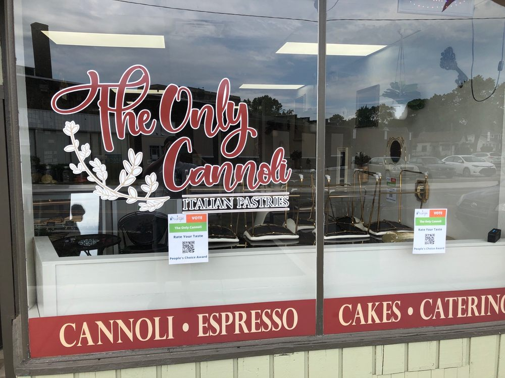 The Only Cannoli: 1143 3rd St, Muskegon, MI