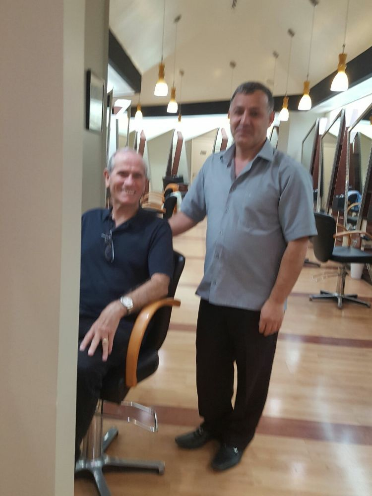 Usta Barber Shop: 11750 Fair Oaks Mall, Fairfax, VA