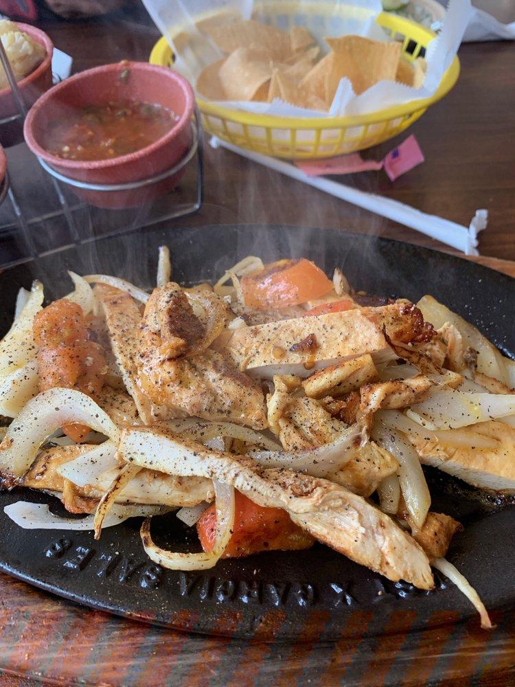 Food from Lindo Mexico Taqueria