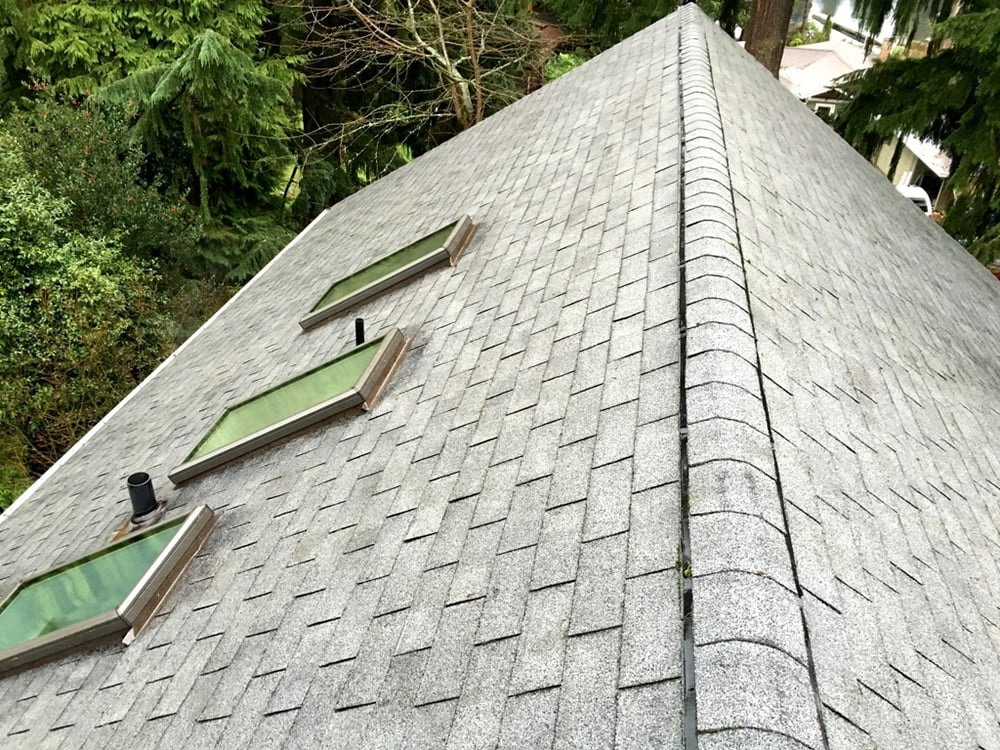 A Fine Reflection Roof Cleaning Haller Lake Seattle 4