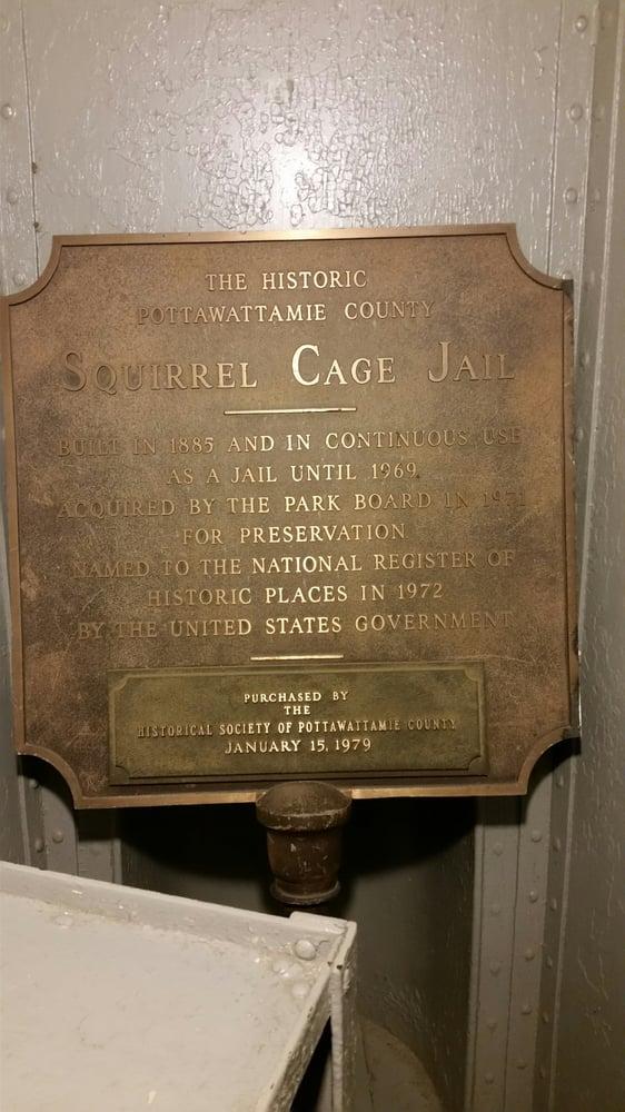 Squirrel Cage Jail