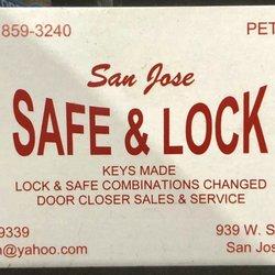 San Jose Safe & Lock - 59 Reviews - Keys & Locksmiths - 939 W San