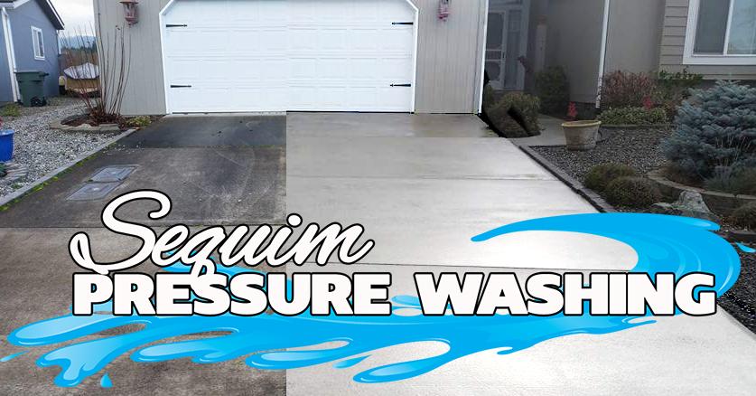 Sequim Pressure Washing: 71 Runnion View Way, Sequim, WA