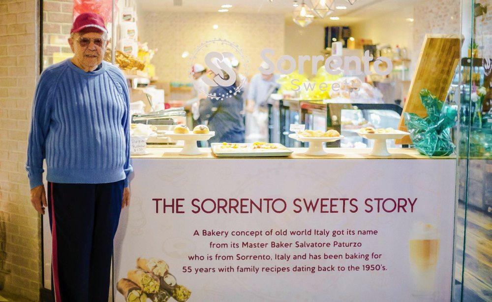 Sorrento Sweets: 716 S Village Cir, Tampa, FL