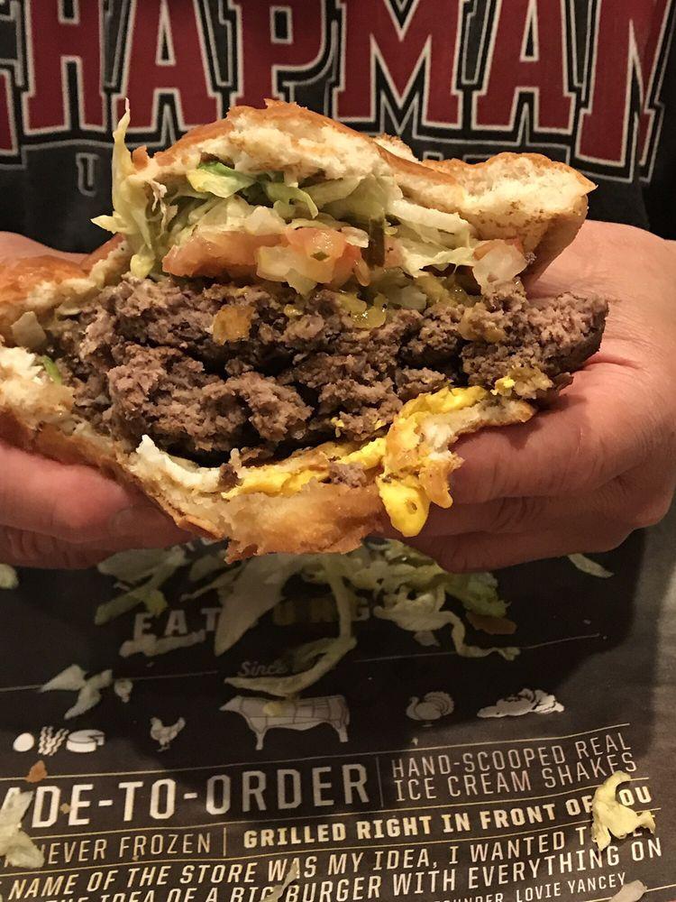 Fatburger Buffalo Express