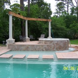 Photo of Backyard Oasis - Tomball, TX, United States.