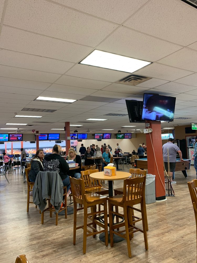 Cowtown Bowling Center