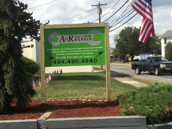 A&R Small Engine Repair: 2130 Chichester Ave, Boothwyn, PA