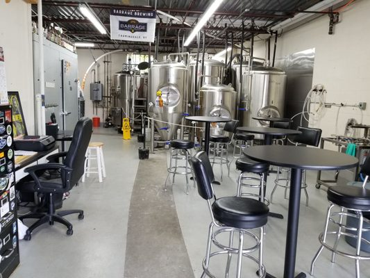 Image result for barrage brewing