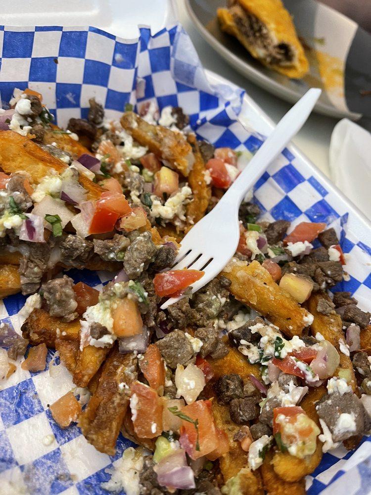 Food from Birrieria Tijuana Lakewood