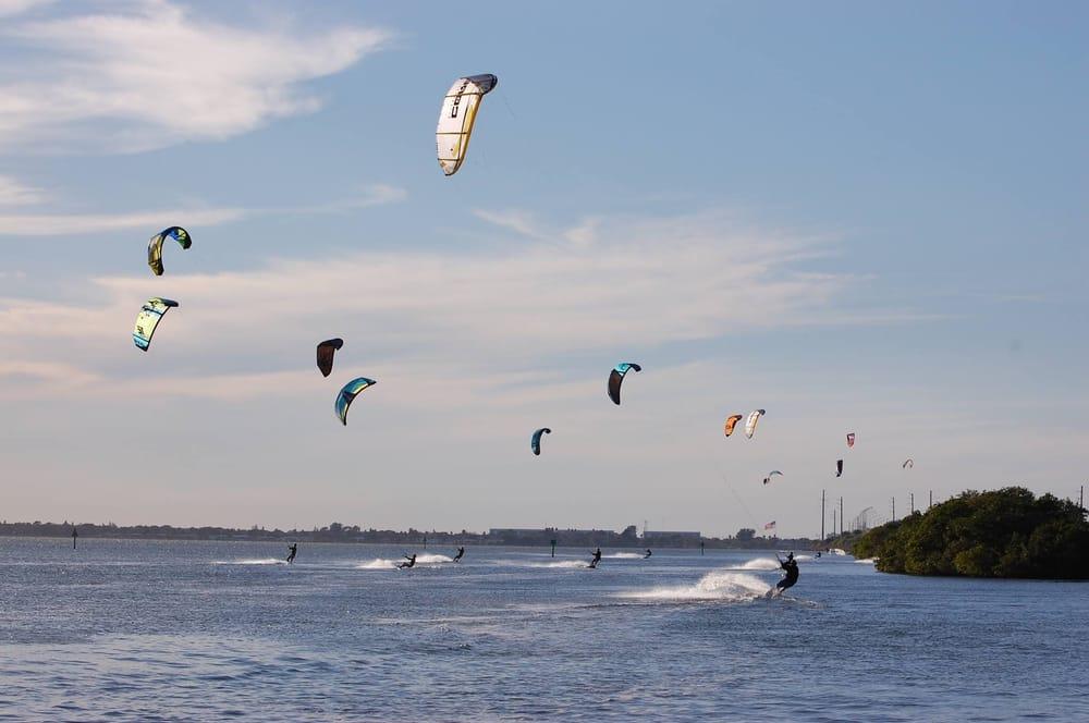 321 Kiteboarding: 235 W Cocoa Beach Blvd, Cocoa Beach, FL
