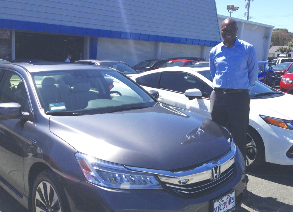 Honda San Bruno >> Thanks Andre Great Car Buying Experience And Love My 2017