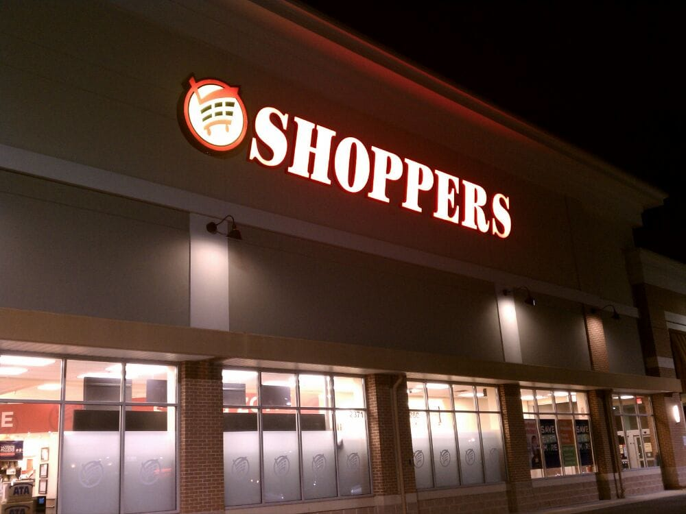 shoppers food warehouse locations near me