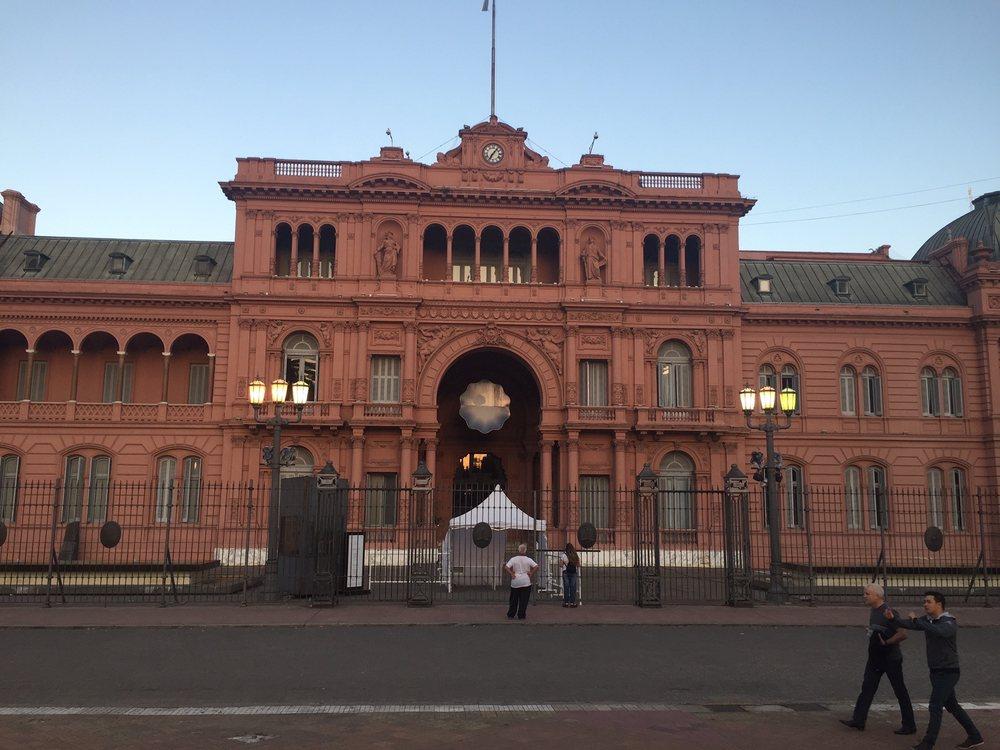 Biking Buenos Aires: Peru 988, Buenos Aires, C