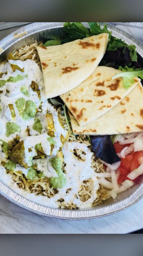 Golden Gate Halal Food
