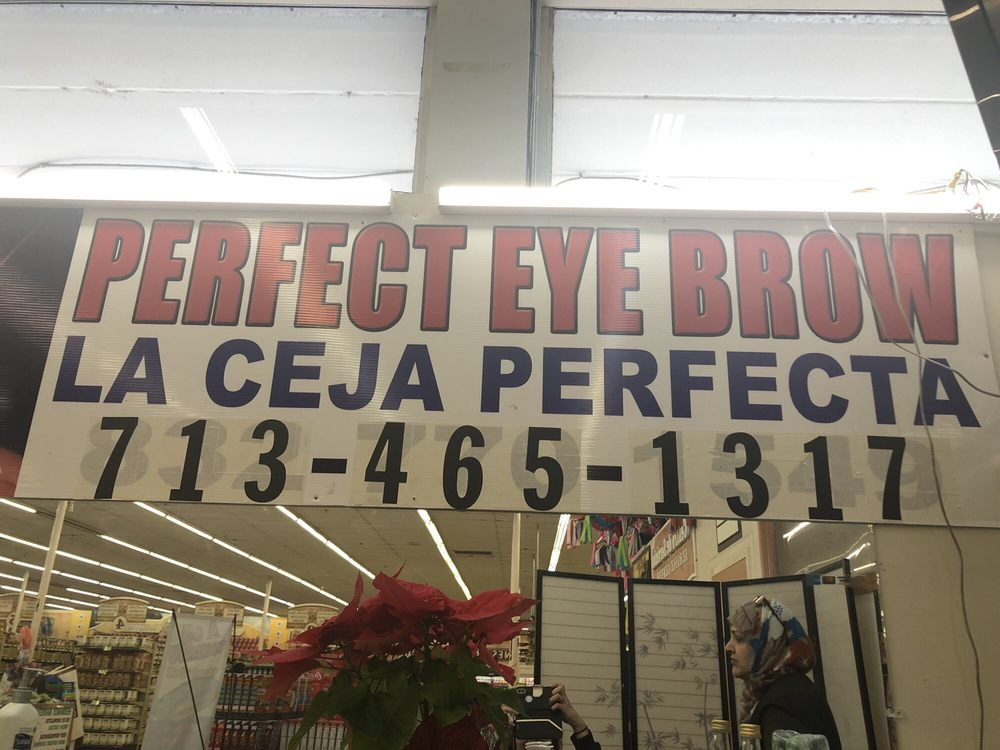 Perfect Eyebrows: 10050 Long Point Rd, Houston, TX