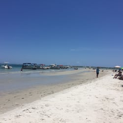 Photo Of Disearing Island Ponce Inlet New Smyrna Beach Fl United States
