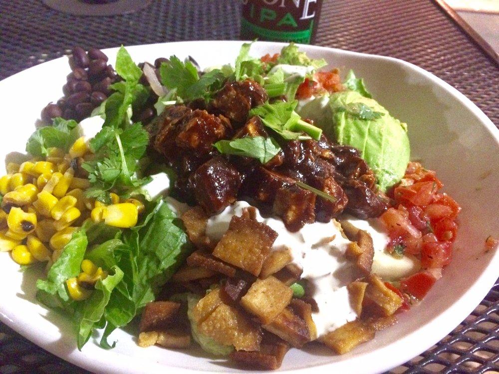 Bbq Chicken Salad Yelp