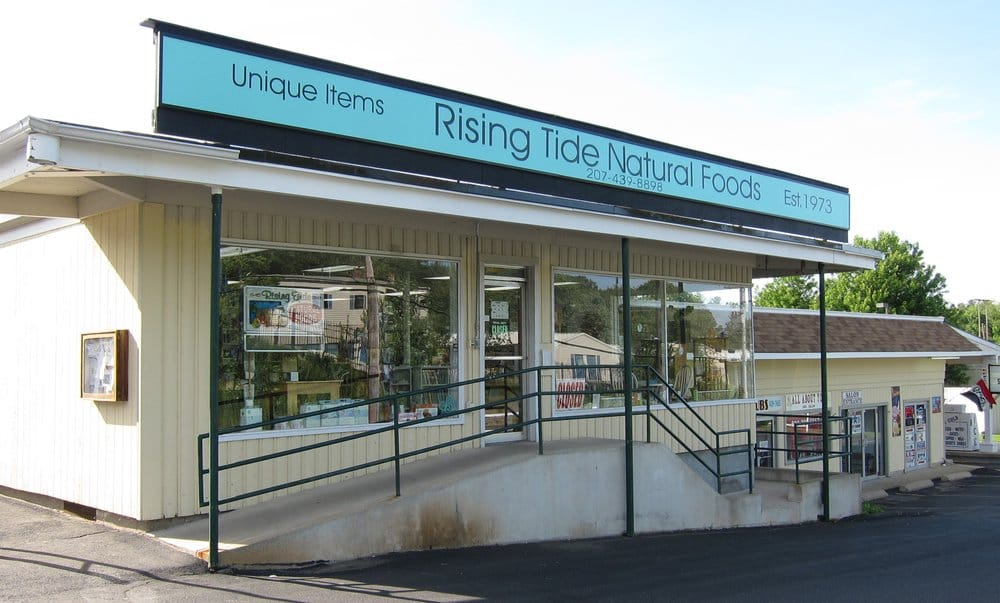Rising Tide Natural Foods Kittery